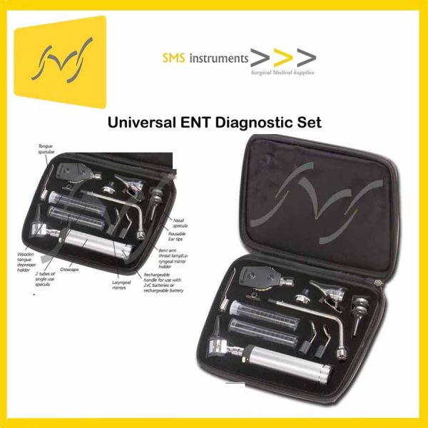 Universal ENT Diagnostic Set
