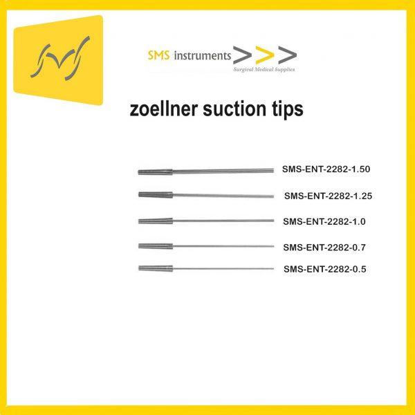 Zoellner Suction Tube 2