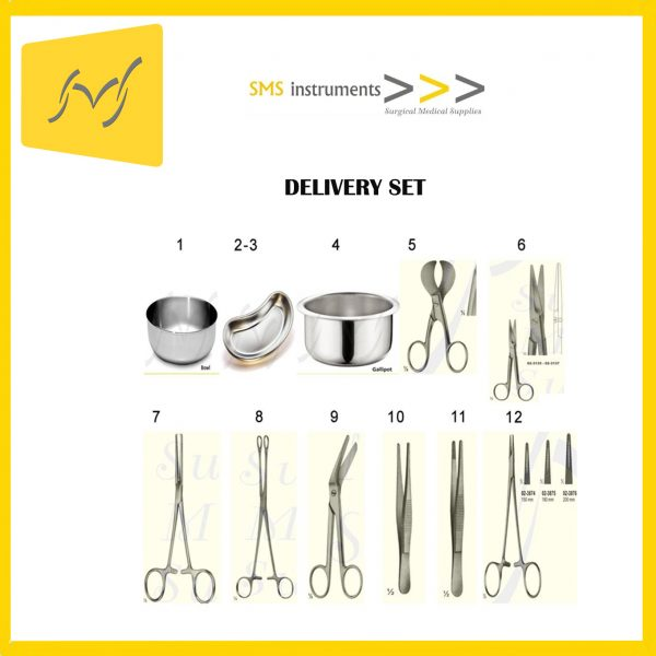 DELIVERY SET 1
