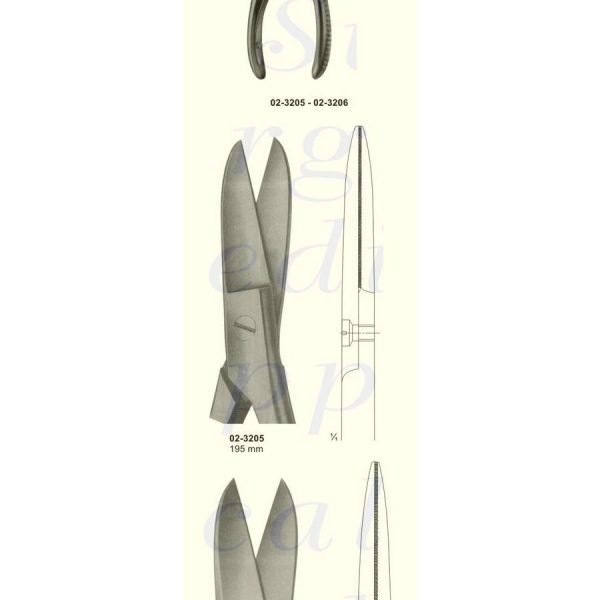 Bone Shear Scissors 1