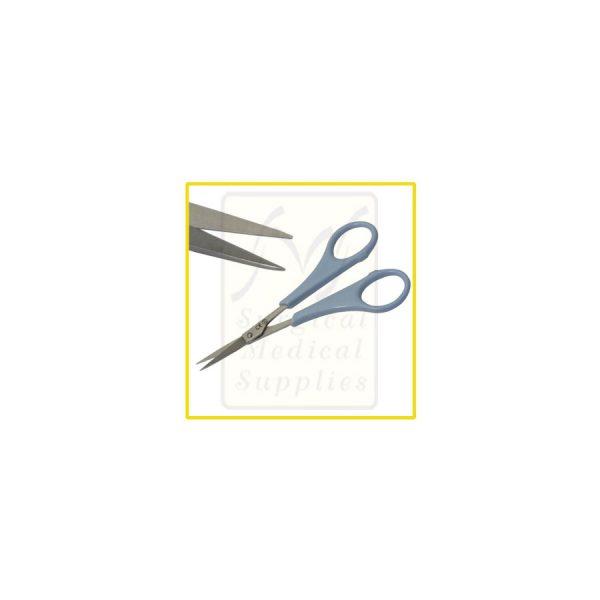 Fine Straight Iris Scissors 1