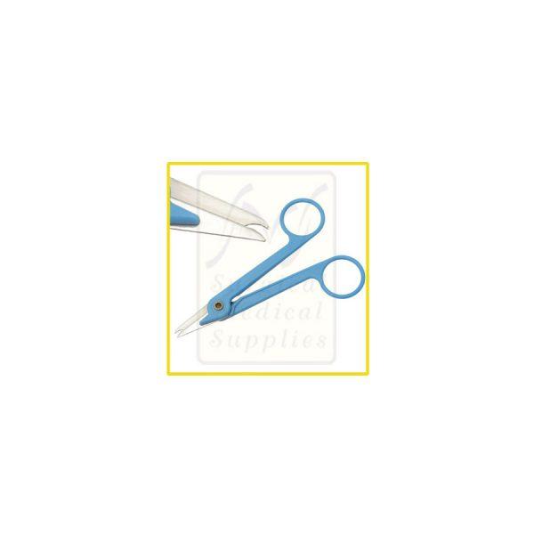 Littauer Scissors Stitch 1