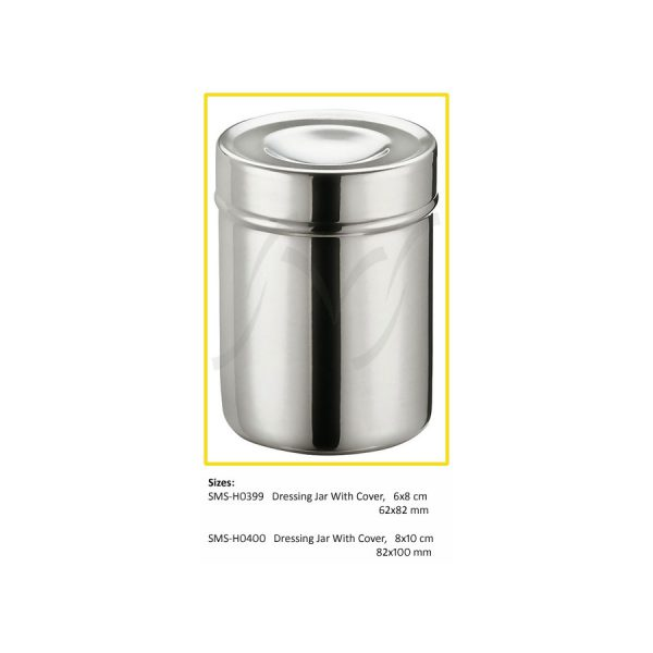 Dressing Jar With Cover Fig 1 1