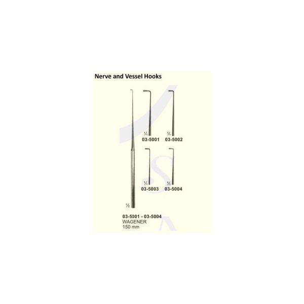 Wagener Nerve and Vessel Hooks 1