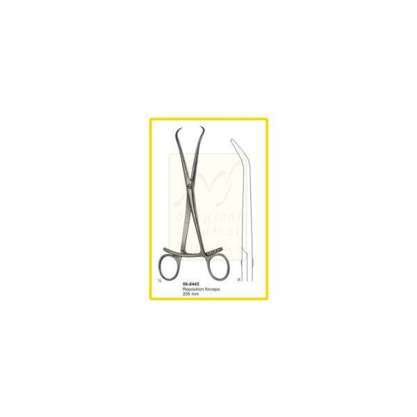 Reposition reduction Forceps