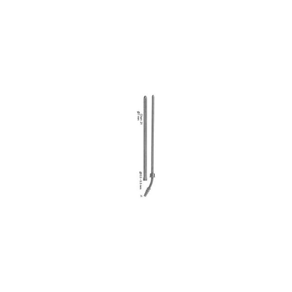 Pool Suction Cannula Fig 1 1