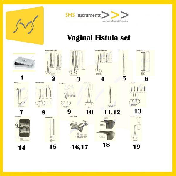 Vaginal Fistula set 1